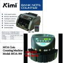 KIMI/MOA Note/Coin Counting Machine