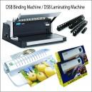 Binding/Laminating Machine /Film/Comb